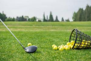 $32.00 for One Round of 18 Holes of Golf, a Basket of Range Balls and a Pull Cart at Pitt Meadows Golf Club (Value $64)